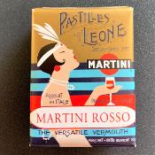 PASTILLES GOUT MARTINI ROSSO 30G